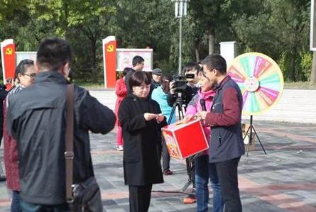 朝阳区卫计委开展男性健康主题宣传活动