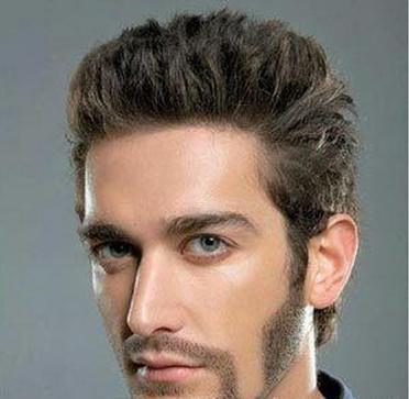 男人的胡须长得快是怎么回事