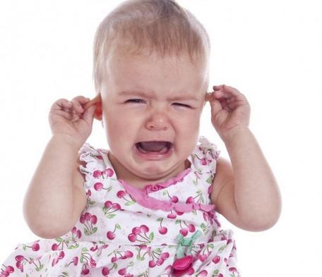 孩子耳朵疼怎么回事