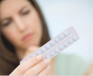 喝避孕药有什么副作用