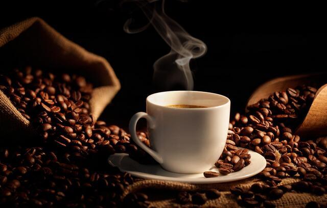 女生喝黑咖啡减肥正确方法