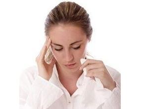 感冒后头疼的原因