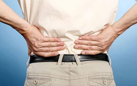 腰疼是什么原因