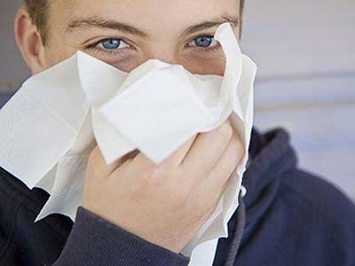 怎样缓解过敏性鼻炎