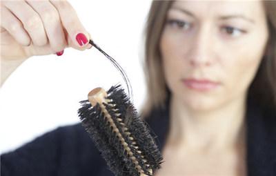 中年妇女掉头发怎么办