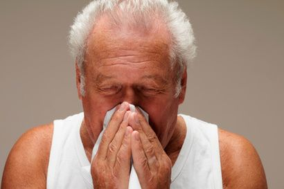 老年人患有鼻窦炎要如何护理