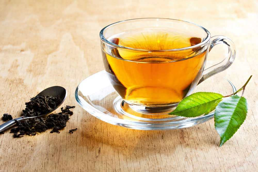 喝什么茶能减肚子