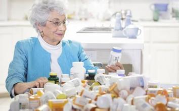 老人吃药的注意事项