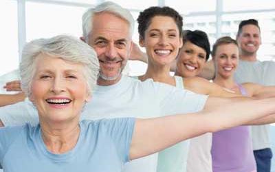 老人运动保健的养生原则