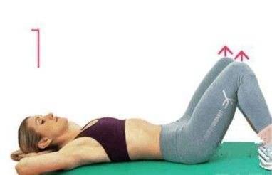 怎么减肥肚子和腿