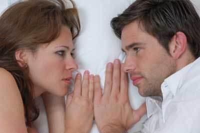 性爱常识:女性性爱时焦虑的表现