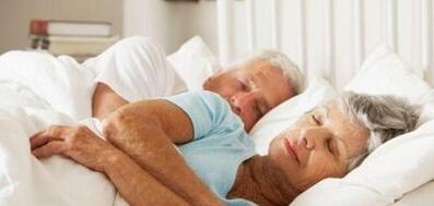 老年人提高睡眠质量的方法