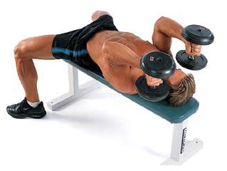 怎么用哑铃练手臂肌肉