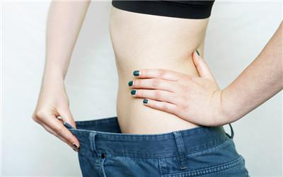 腰粗做什么运动减腹部赘肉