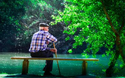 如何预防老人得了抑郁症