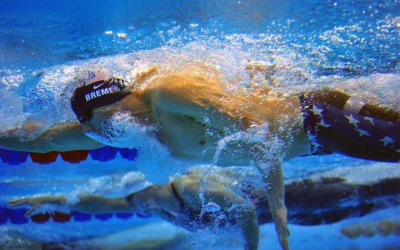 游泳对身体有何好处