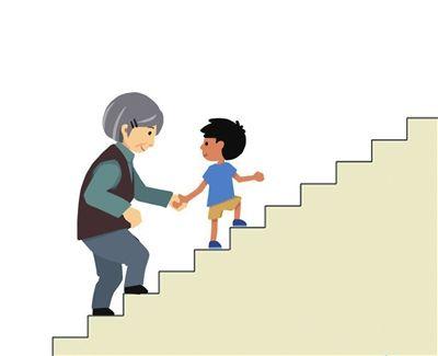老年人常爬楼梯好吗