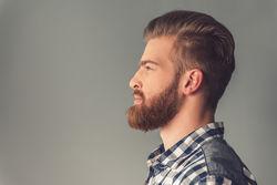 男人怎样才能长胡子