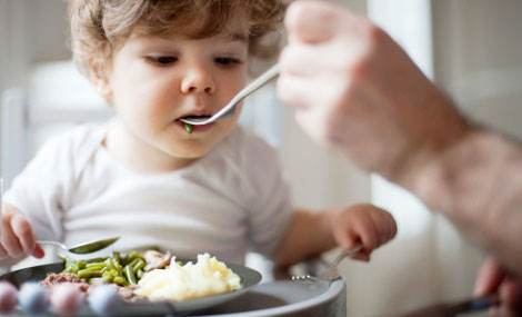 儿童贫血吃什么补血最快