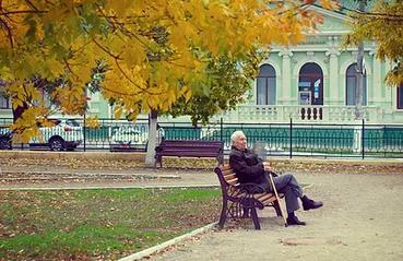 """老人容易患上""""心病""""的原因"""
