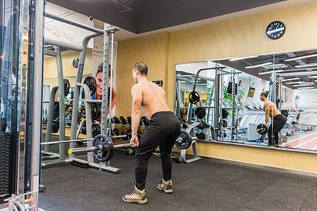 男人腰部赘肉怎么减