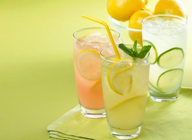 柠檬水怎么喝减肥