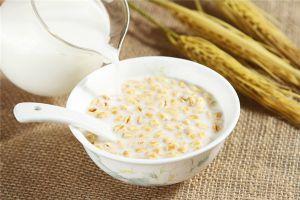 燕麦片减肥的方法