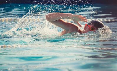 游泳对性能力增强有好处吗
