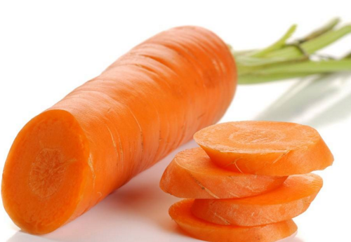 补气养血的食物 乌鸡肉 胡萝卜
