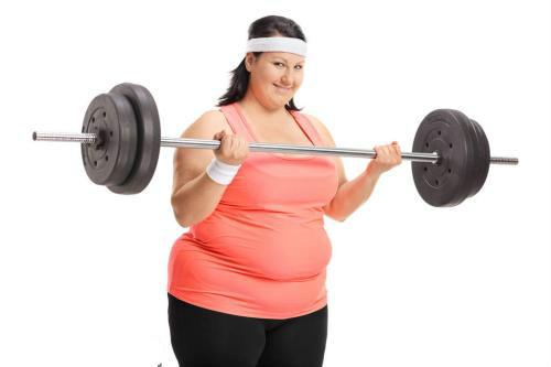 肥胖引来麻烦多多,赶紧开始减肥吧!