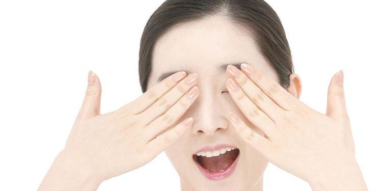 加班熬夜想要消除黑眼圈?试试这招!