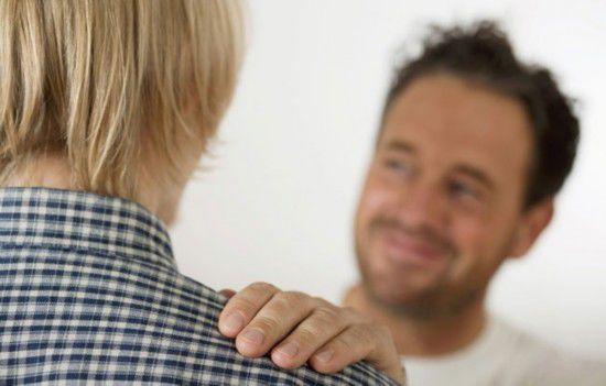 """父子情:男人的""""心灵鸡汤"""""""