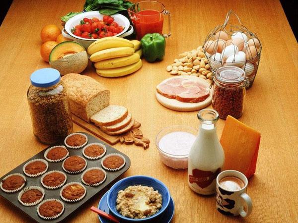 男性日常健康与饮食